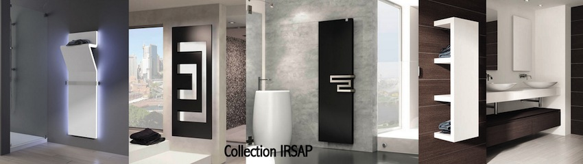 Collection prestige IRSAP