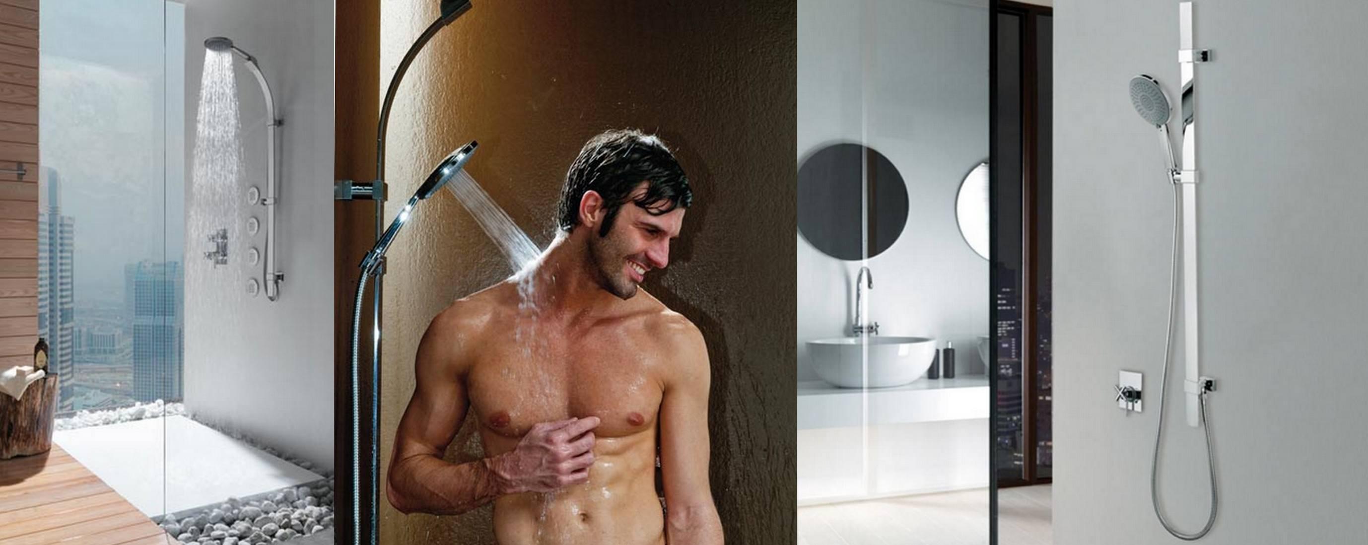 Barre de douche