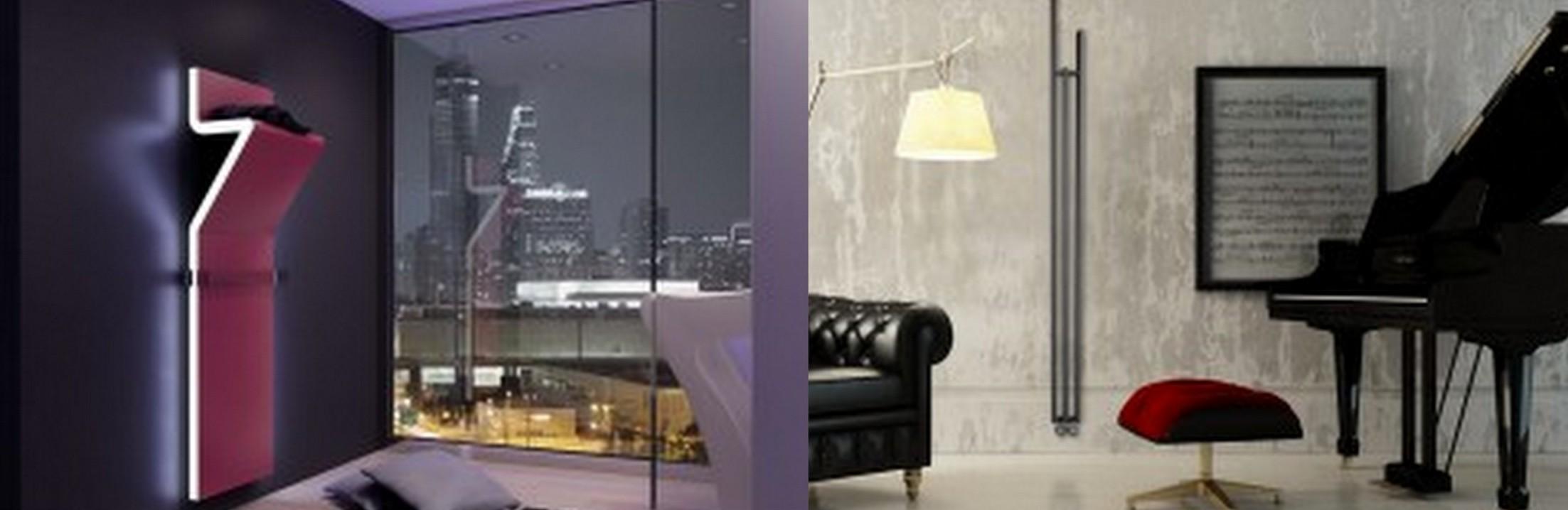 Radiateur Art Deco Cyber Confort