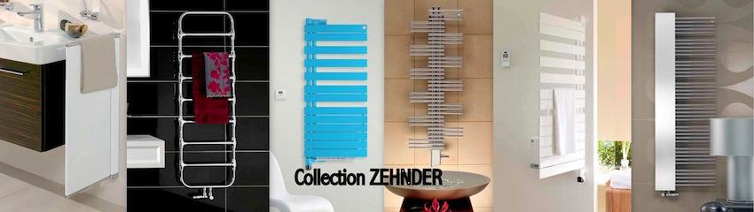 Radiateur sèche-serviettes ZEHNDER