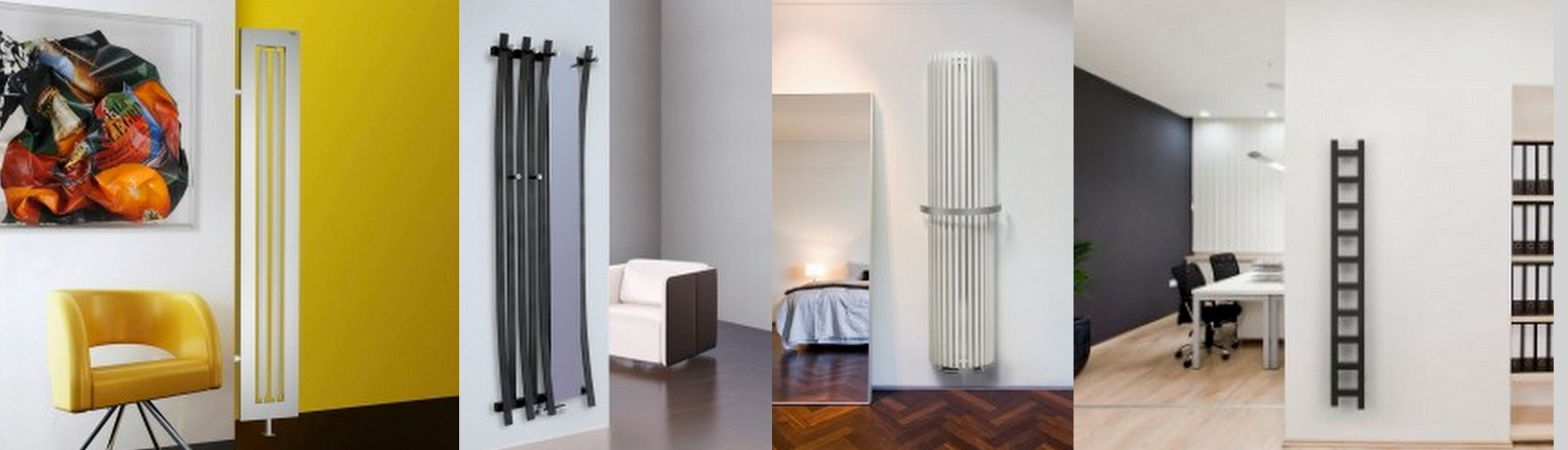 Radiateur Design Contemporain Cyber Confort