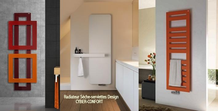 HOME PAGE Radiateur design sèche-serviettes