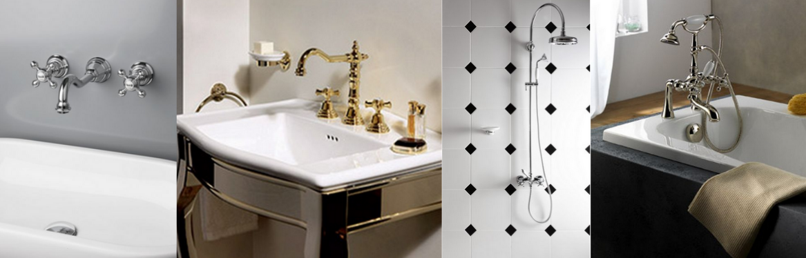 robinetterie retro. Black Bedroom Furniture Sets. Home Design Ideas