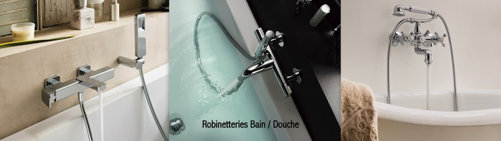 Bain / Douche Robinetterie