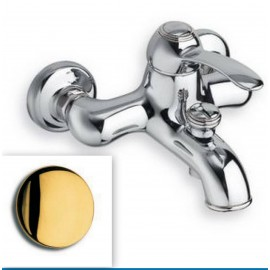 MUSEO BAIN-DOUCHE CHROME / OR