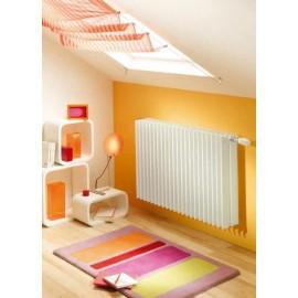 Acova radiateur chauffage central CLARIAN horizontal