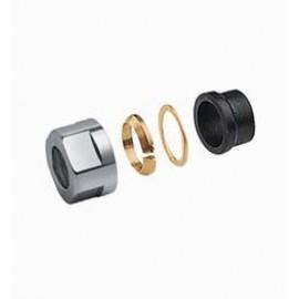 Adaptateur pour raccordement robinet radiateur design ( Vendu par 2 )
