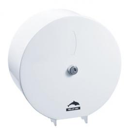 Distributeur papier WC Acier  Diam 190 mm