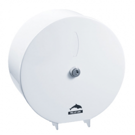 Distributeur papier WC Acier  Diam 370 mm