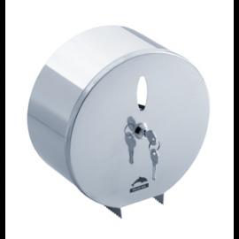 Distributeur papier WC Inox Diam : 370 mm