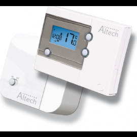 Thermostat d'ambiance Hebdomadaire sans fil