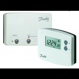 Thermostat d'ambiance TP 5000 programmable électronique sans fil