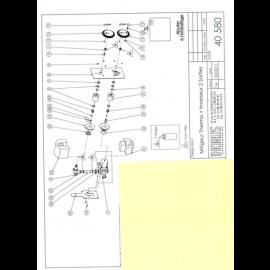 Piéce détachée pour 40580 Horus