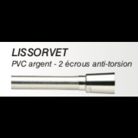FLEXIBLE LISSORVET PVC ARGENT
