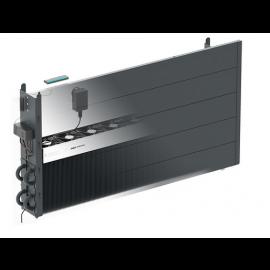 Radiateur encastré Hybrid pour CHAUFFAGE - REFROIDISSEMENT