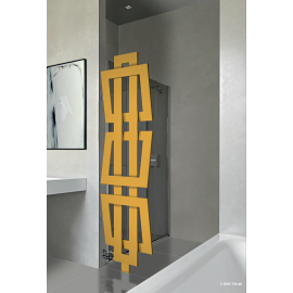 Radiateur Design CROSS DIVIS CLAUSTRA