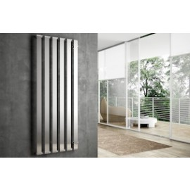 Radiateur STEP VERTICAL IRSAP Finition Chrome