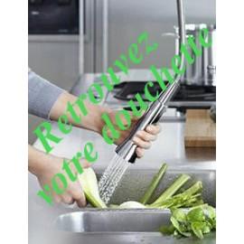 Douchette pour Mitigeur cuisine KWC