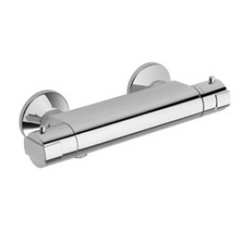 DOUCHE SOFT MITIGEUR THERMOSTATIQUE NF CHROME