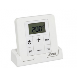 boitier de commande thermostat acova u11590 exp di en 24 h 494690 bloc soufflant. Black Bedroom Furniture Sets. Home Design Ideas