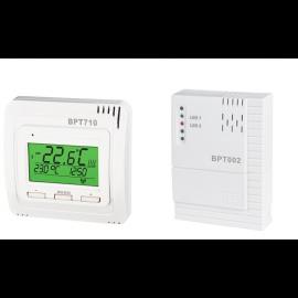 Kit Thermostat et Récepteur mural sans fil