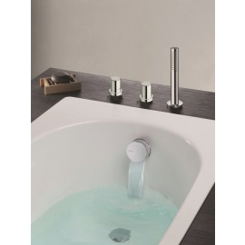 PACK ENCASTRE CONFORT BAIN / DOUCHE THERMOSTATIQUE 2 SORTIES