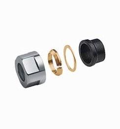 adaptateur pour raccordement robinet radiateur design vendu par 2. Black Bedroom Furniture Sets. Home Design Ideas