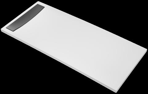 jacob delafon receveur de douche acrylique ultra plat flight neus rectangulaire. Black Bedroom Furniture Sets. Home Design Ideas