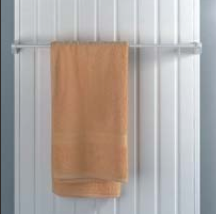 barre porte serviettes pour radiateur samba progress chappee. Black Bedroom Furniture Sets. Home Design Ideas