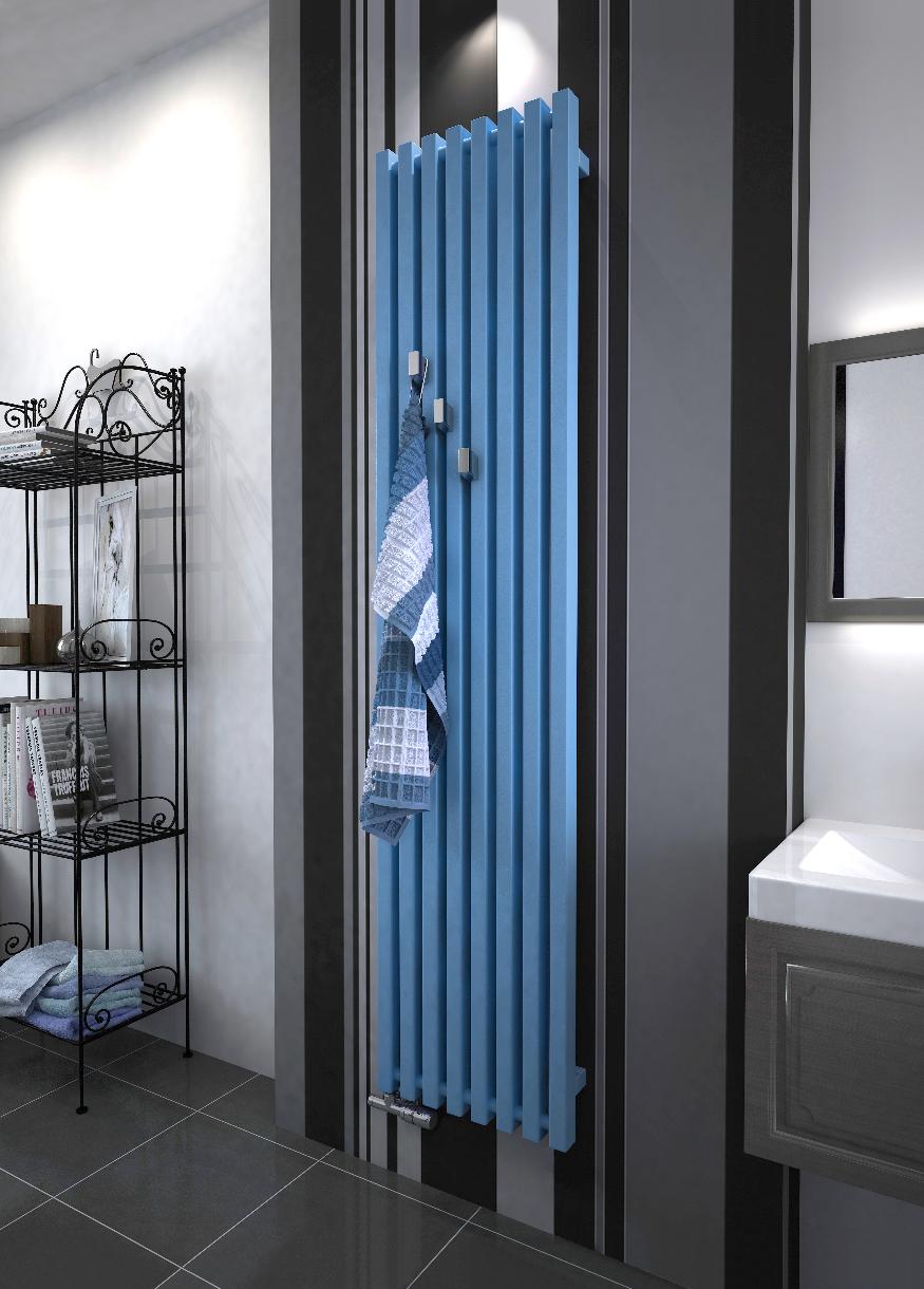 Radiateur triga vertical electrique d couvrez tous les - Radiateur electrique vertical design ...