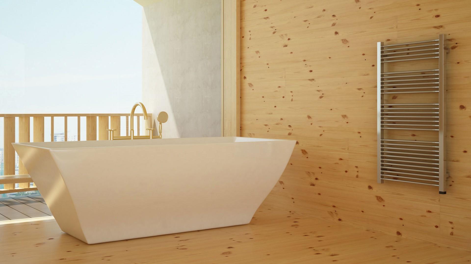 s che serviettes chrome mike electrique. Black Bedroom Furniture Sets. Home Design Ideas