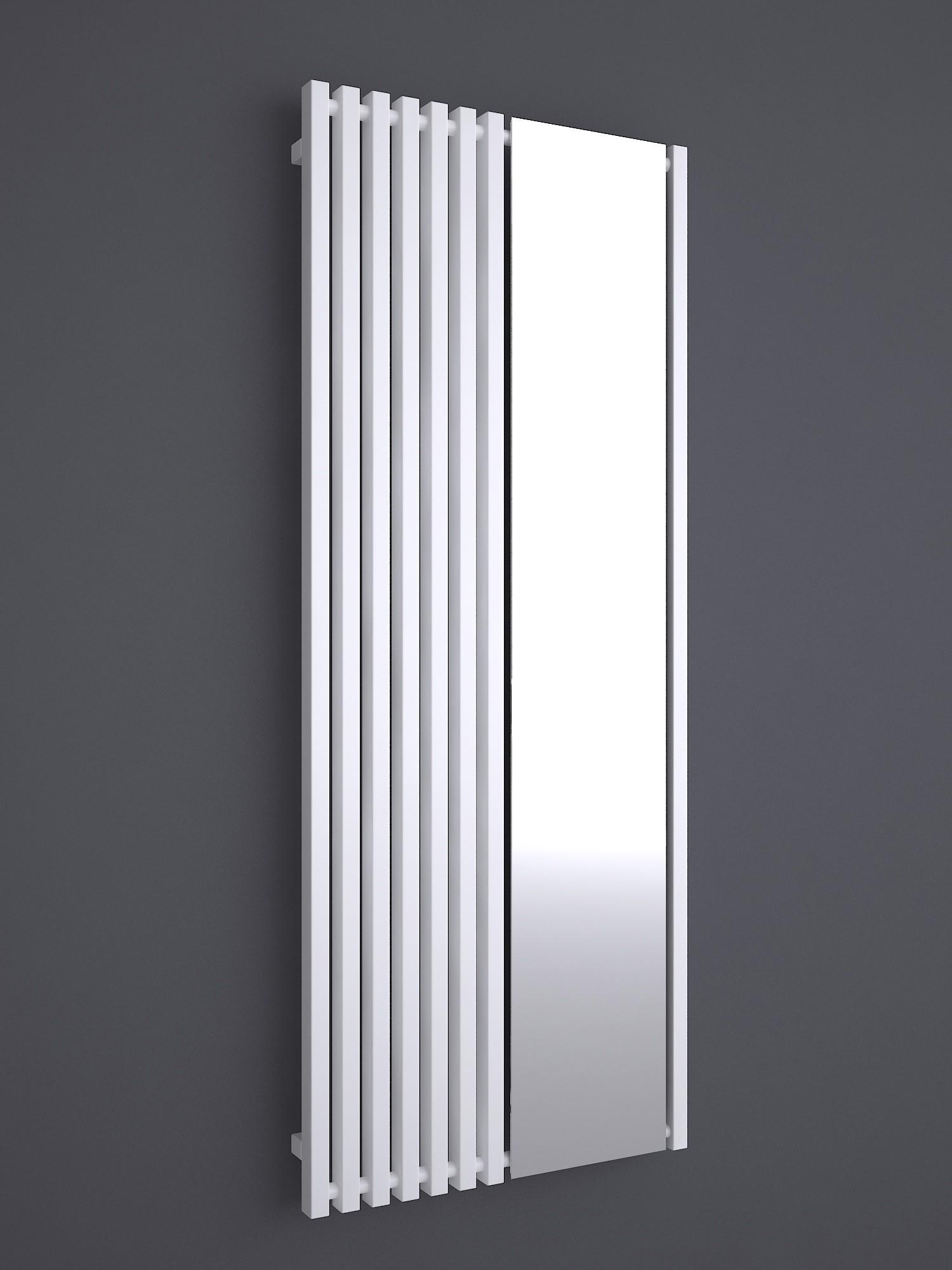 Radiateur triga miroir chauffage central for Radiateur vertical chauffage central