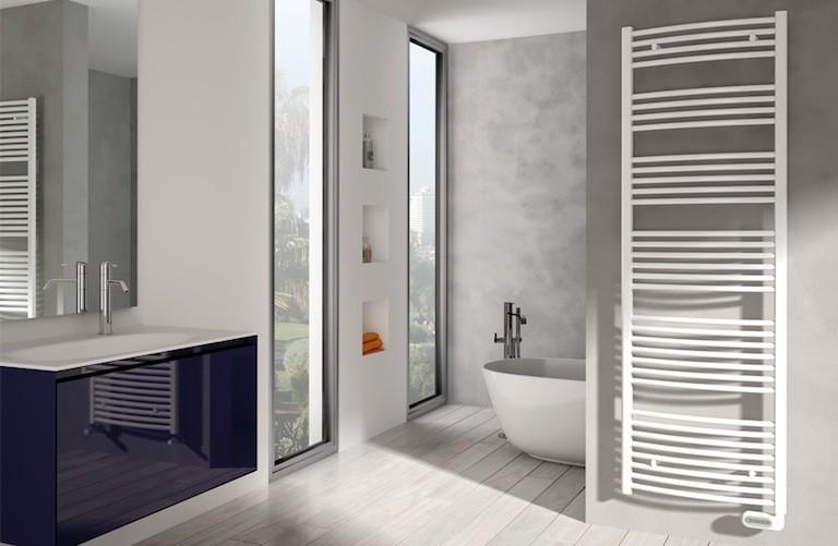 irsap arche s che serviettes lectrique tube rond cyber confort. Black Bedroom Furniture Sets. Home Design Ideas