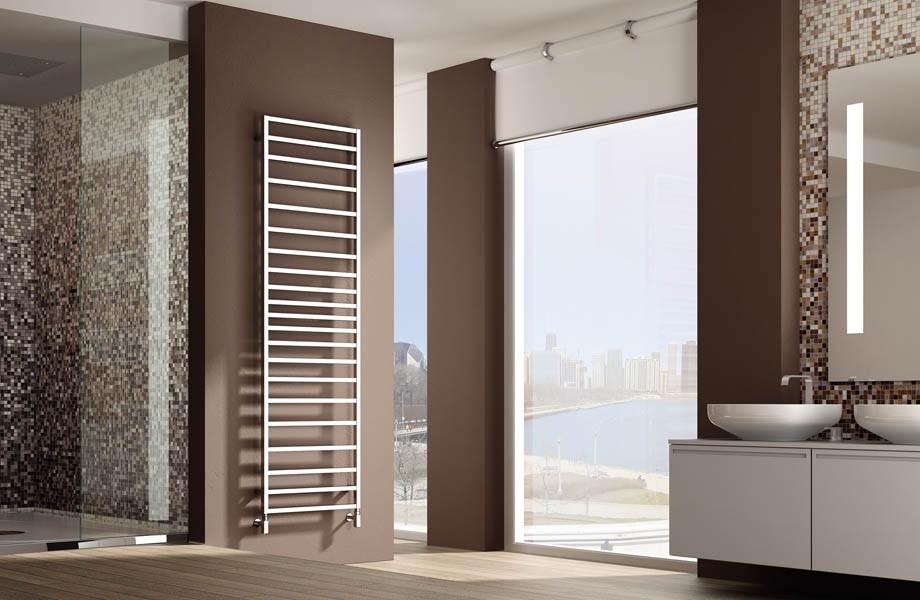 irsap tole chrome radiateur s che serviettes chauffage central cyber confort. Black Bedroom Furniture Sets. Home Design Ideas