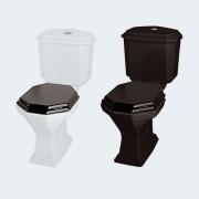 détails Pack WC ASCOTT Cuvette + Réservoir