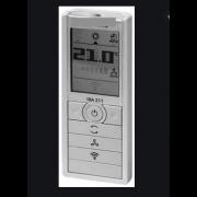 détails Télécommande infrarouge à affichage digital CU-24VDC-LCD