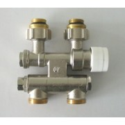 Vanne Multifonction Thermostatisable