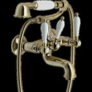 détails ANTICA Bain / Douche Vieux Bronze