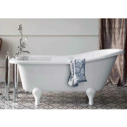 Baignoire Ilot BUCKINGHAM BURLINGTON 150 cm