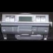 détails Boitier de commande Acova Fassane premium Gris métal