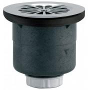 détails Bonde receveur douche 90 mm sortie verticale