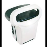 détails Sèche-mains Exp'air, séchage à air pulsé