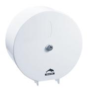 détails Distributeur papier WC Acier  Diam 190 mm