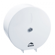 détails Distributeur papier WC Acier  Diam 370 mm