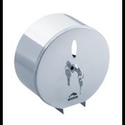 Distributeur papier WC Inox Diam : 190 mm