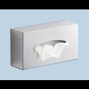 détails Boîte à mouchoirs Inox