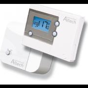 détails Thermostat d'ambiance Hebdomadaire sans fil