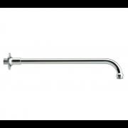 Bras de douche rond diamètre 18 mm Laiton