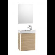 détails Pack meuble - lave-mains et miroir - MINI
