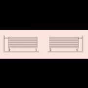 détails KIT CLAUSTRA ACOVA horizontal